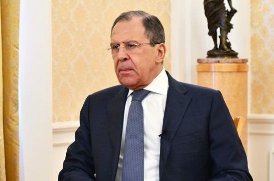 Лавров рассказал обответных мерах вслучае вступления Швеции в НАТО