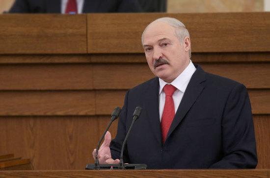 Лукашенко: Белоруссия заинтересована вбезопасности Евразийского региона