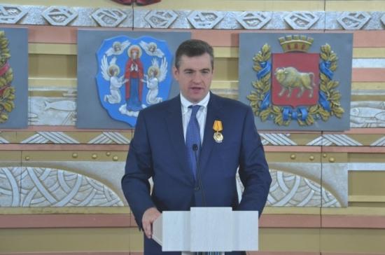Депутатов наградили белорусскими орденами
