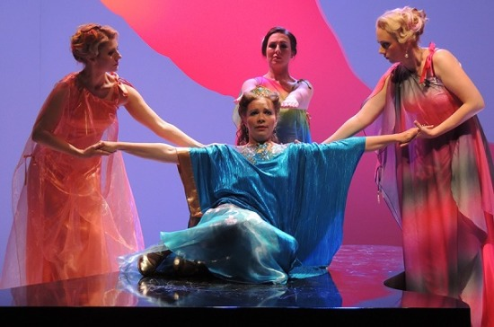 В Москве впервые исполнена опера Рихарда Штрауса «Ариадна на Наксосе»