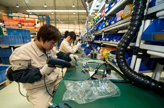 Китай хочет строить заводы в России