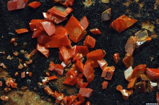 На Среднем Урале обнаружили четыре новых минерала