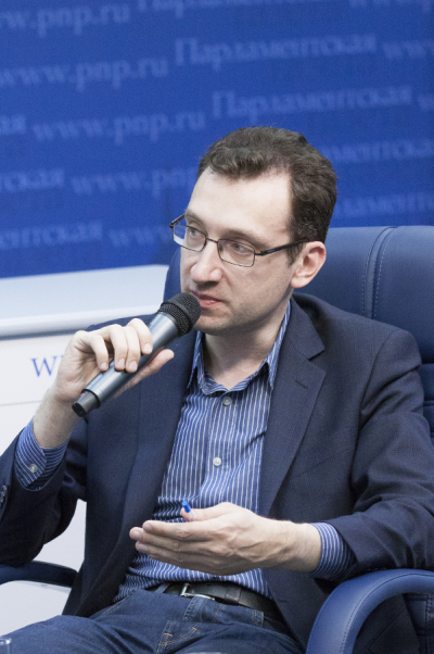 Александр Гущин: Референдум на юго-востоке Украины — большая информационная победа