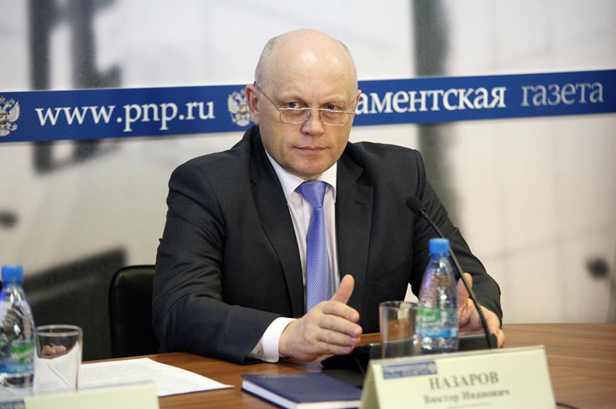 Виктор Назаров: Необходимо решать проблему кадрового голода винженерной отрасли