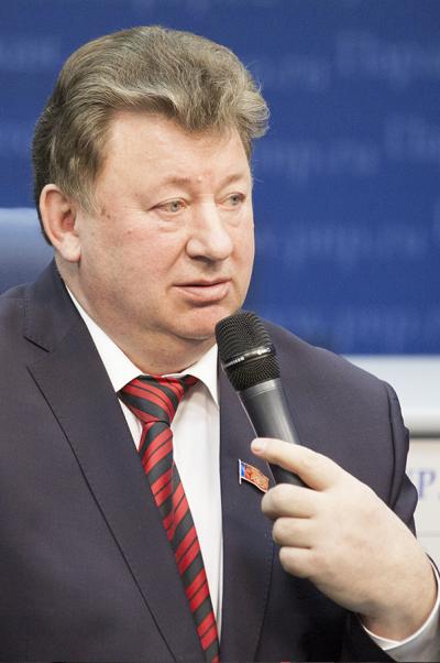 Владимир Кашин: В 21 веке оставить два миллиона людей безводы немыслимо