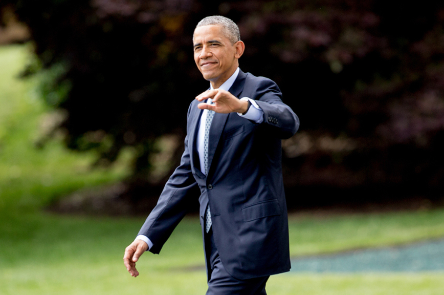 Бараку Обаме стукнуло 55