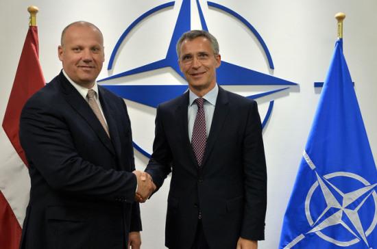 Бывшая советская база вЛатвии обернётся полигоном НАТО