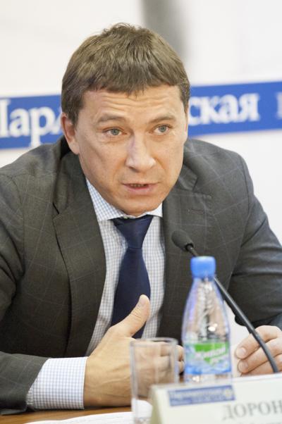 Сергей Доронин: Помоим оценкам, урожай зерновых вэтом году составит неболее 75 миллионов тонн
