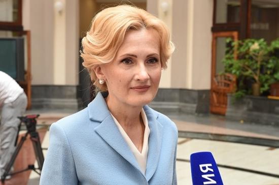 Яровая прокомментировала Соглашение оразмещении российской авиагруппы в Сирии