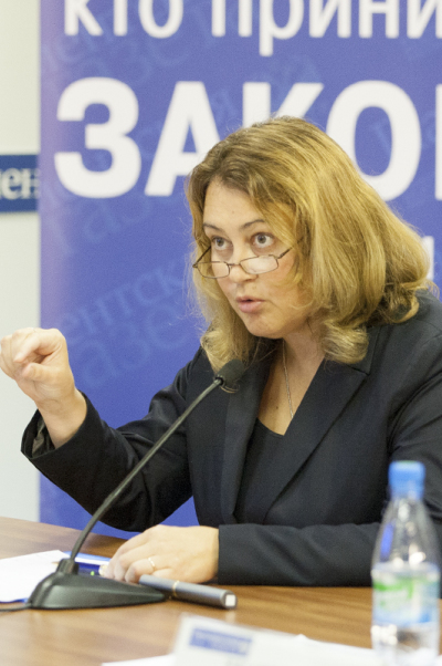 Марина Ожегова