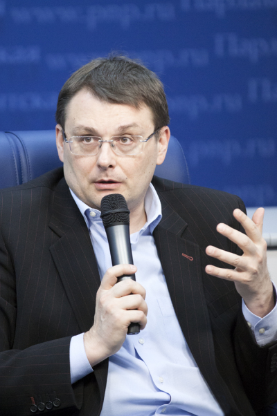 Евгений Фёдоров: Создание национальной платёжной системы — это борьба засуверенитет страны