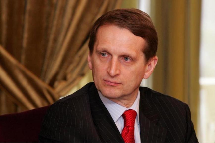 Сергей Нарышкин вручил паспорта школьникам