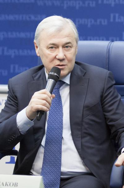 Анатолий Аксаков: Ситуация вбанковском секторе находится наконтроле Центробанка