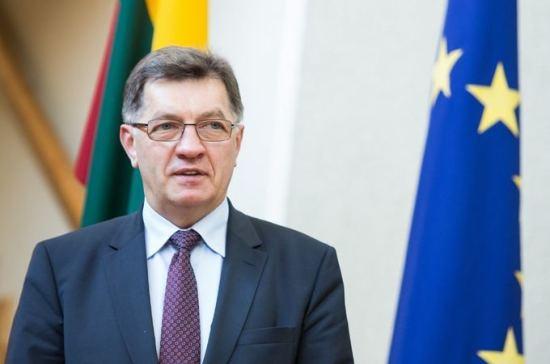 Литовский премьер-министр остался лидером правящих социал-демократов