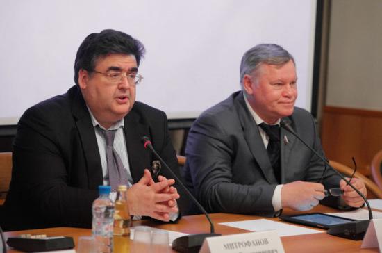 Алексей  Митрофанов: Пора отечественному IT-рынку выходить из подполья и открыто заявлять о своих разработках на нужды России