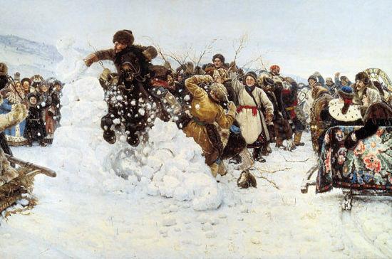 Петербургский депутат послал губернатору картину с иронией