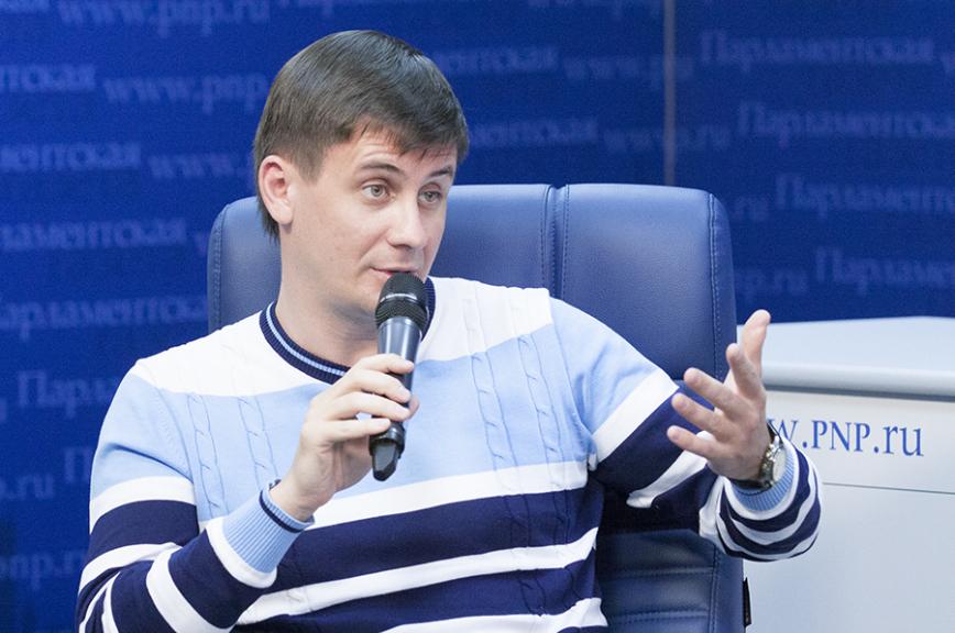 Вадим Деньгин:  Депутаты должны участвовать вдиалоге сцерковью, когда речь идёт опропаганде доброго и нравственного