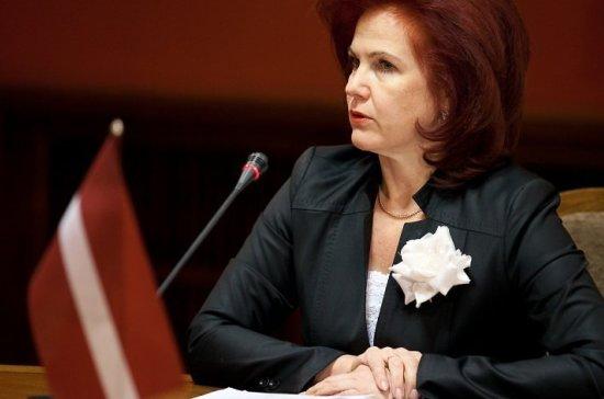 Экс-спикер сейма Латвии продолжает интригу порасколу коалиции