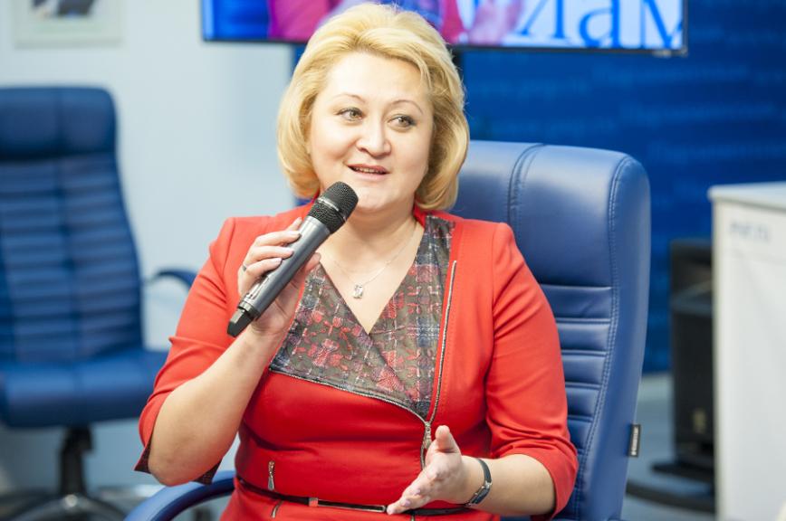 Лилия Гумерова: Создание института патентных поверенных — требование времени и вклад вбудущее страны