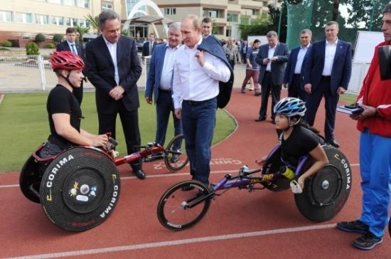 Совет Федерации потребует несмешивать  спорт и политику