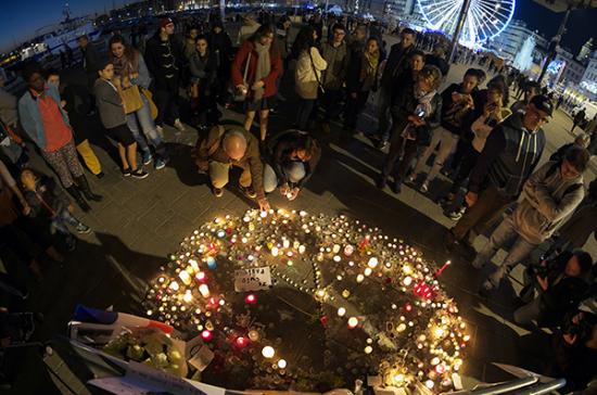 Пять стран помогли предотвратить теракт в Сочи