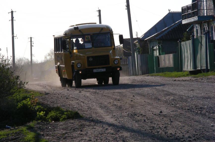 Минфин предлагает поднять транспортный налог длявладельцев старых фур и автобусов