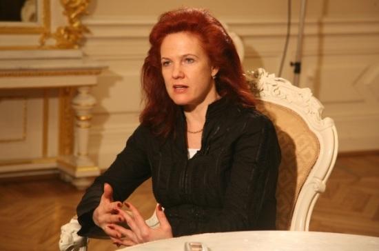 Лидер правящей партии Латвии отказалась участвовать ввыборах президента
