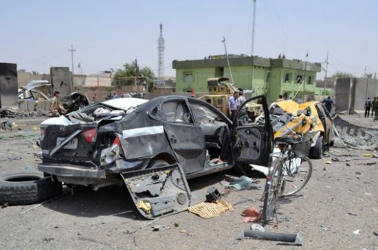 Атака ИГ насевере Ирака вызвана турецкой интервенцией
