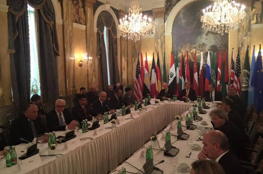 Теракты вПариже побудили участников переговоров вВене скорее найти решение по Сирии