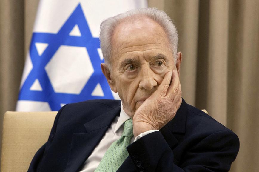 Ушёл изжизни патриарх израильской политики