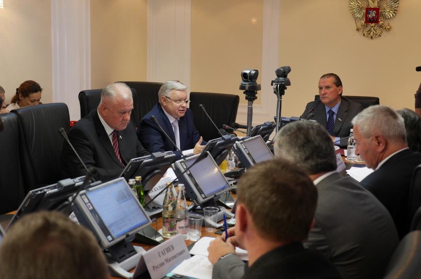 В Совете Федерации обсудили актуальные проблемы миграционной политики в России