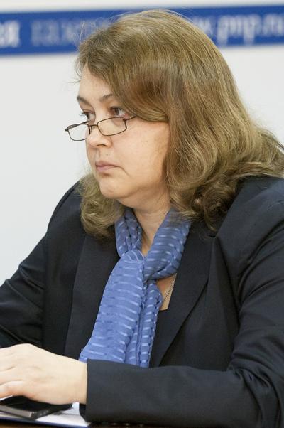 Марина Ожегова: ВРоссии должен быть национальный план вотношении инвалидов