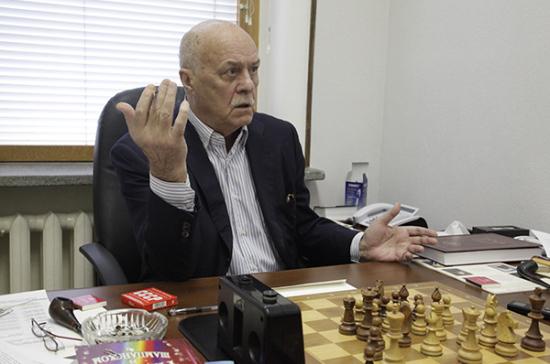 Станислав Говорухин отмечает 80-летие