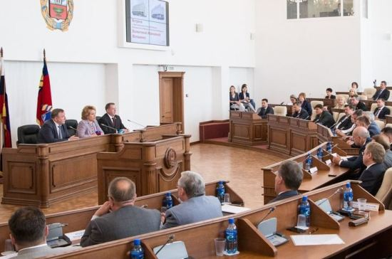 Валентина Матвиенко: Власть должна быть максимально открыта для граждан