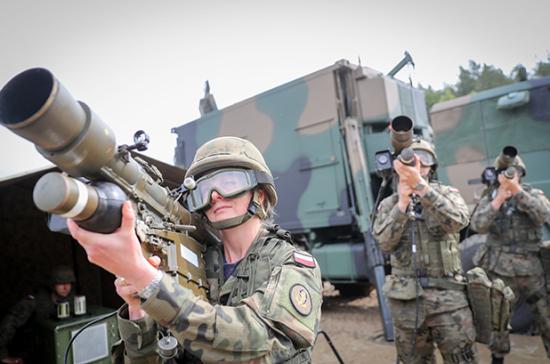 Россия — НАТО: идёт война холодная