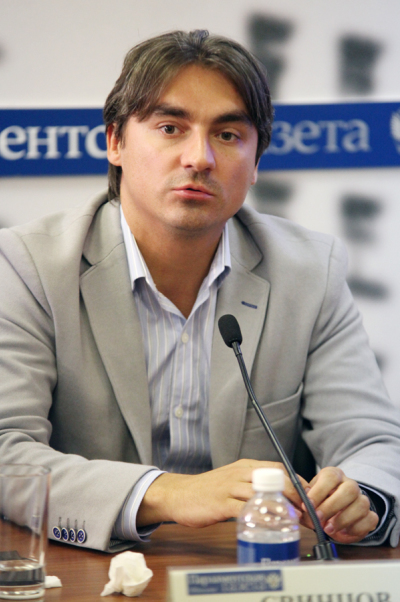 Андрей Свинцов: Функции Общественной Палаты необходимо расширять