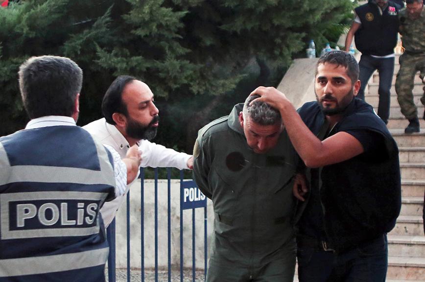 Турецкий пасьянс: заговоров было два?