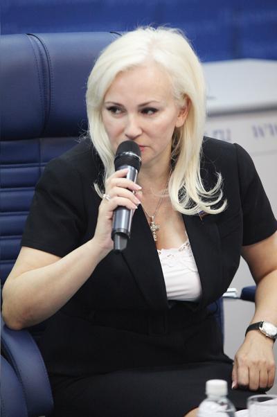 Ольга Ковитиди: Напервом месте сегодня должны быть неинвестиции и инновации, а интересы народа
