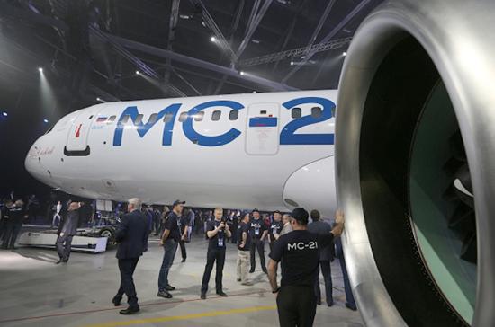 Новый российский самолёт обошёл конкурентов ещё до взлёта