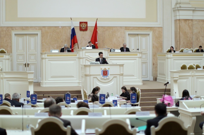 Петербург перестал быть криминальной столицей