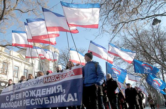 Крымская весна: обратной дороги нет