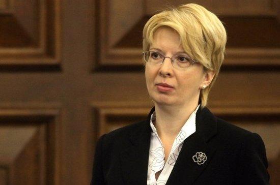 Спикер Сейма Латвии обвиняет партию «Согласие» всвязях с Кремлём