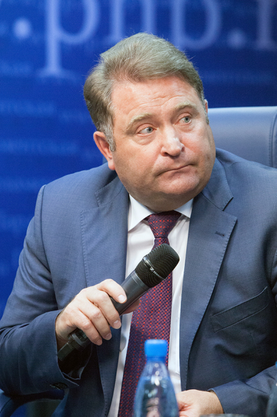 Михаил Ненашев: Руководители Каспийской флотилии говорят ополном взаимопонимании сАзербайджаном сточки зрениявоенной безопасности