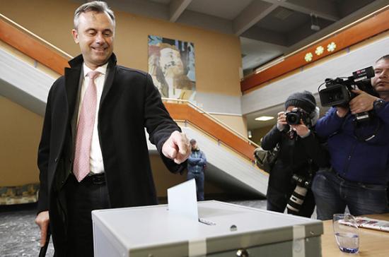 На выборах президента Австрии побеждает евроскептицизм