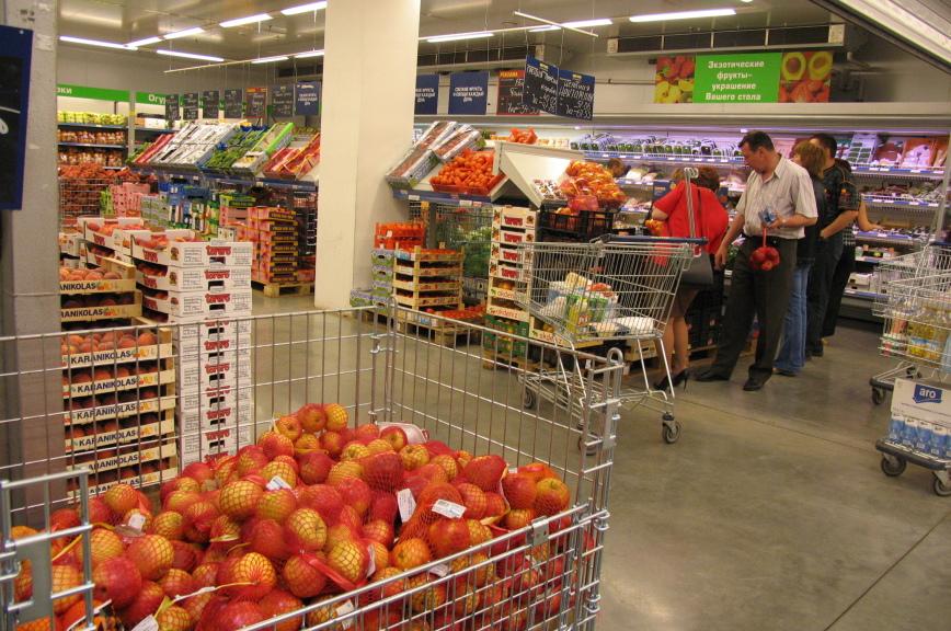 Минфин неисключил небольшую дефляцию в августе