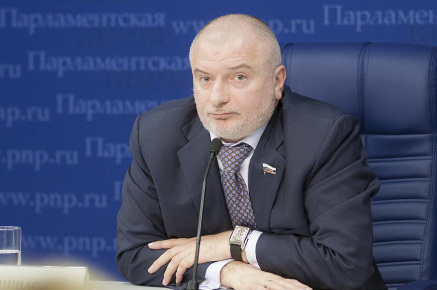Андрей Клишас: вердикт суда Гааги — это возвращение отполитического решения к правовому