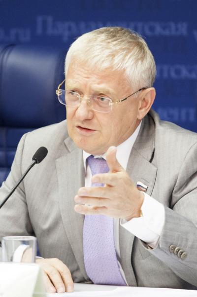 Виктор Шудегов: Скорее всего «Справедливая Россия» будет голосовать противзаконопроекта, предлагающего реформу РАН