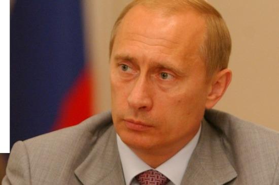 Владимир Путин опризывах к сепаратизму
