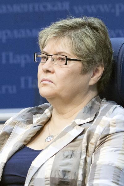 Татьяна Абанкина