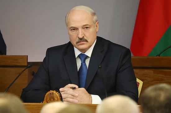 ЕС снял санкции с Лукашенко